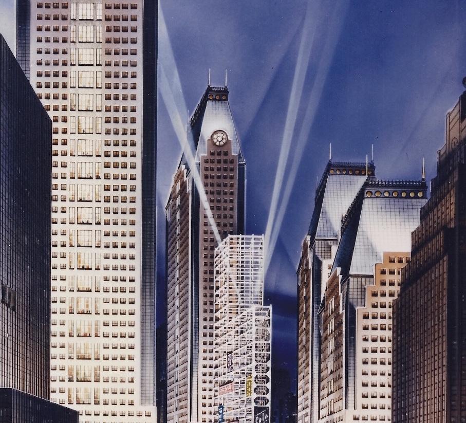 Times Square Center Thumb